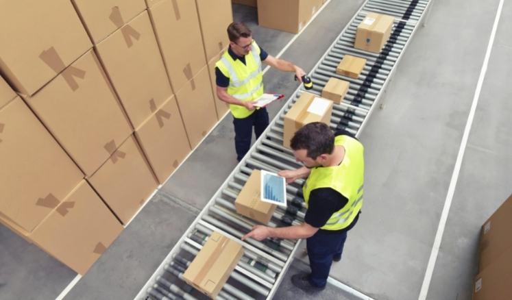 Shipping goods through Amazon Seller Central